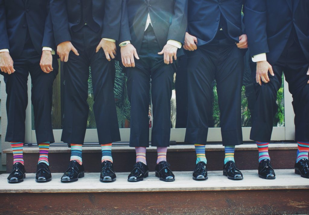 Hochzeitsplanung Männer Fotoshooting