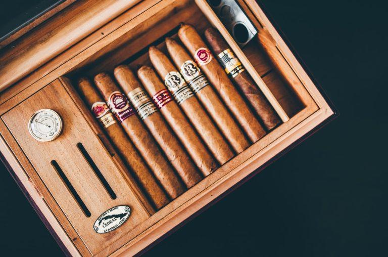 Hochzeitsplanung Männer Zigarren