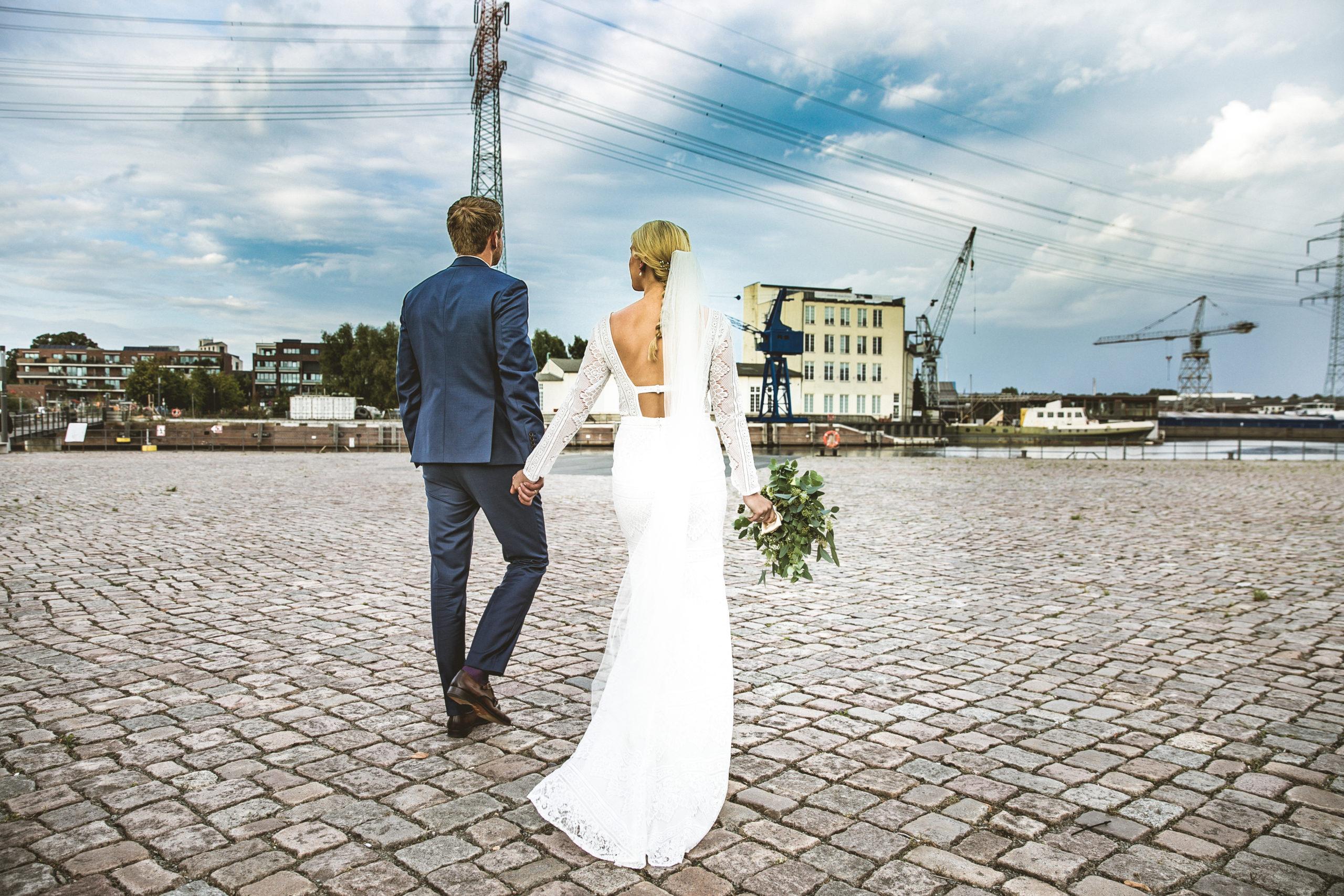 Brautpaar Hamburg