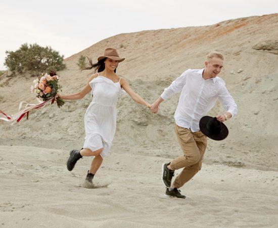 Hochzeitsmotto Western